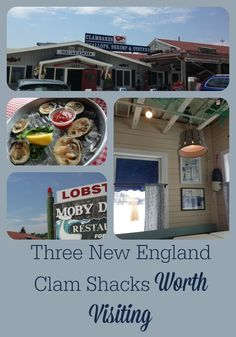 Three New England Clam Shacks Worth the Visit