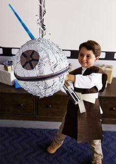 Tout tout tout pour réaliser une super fête Star Wars! Plus