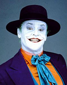 Jack Nicholson, who played the Joker in the 1989 'Batman' movie, says he warned Heath Ledger, below, about the part.