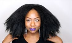 The Blow Dry Wig Blow Dry Natural Hair, Natural Hair Styles, Vegan Gingerbread Cookies, Afro Textured Hair, Mild Shampoo, Half Wigs, Wig Making, Natural Hair Inspiration, Crochet Braids