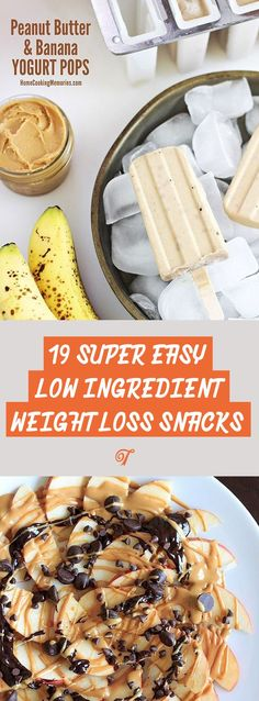 19 Low Ingredient Healthy Weight Loss Snacks You Need To Know! - TrimmedandToned