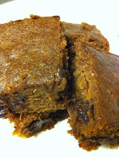Sweet Potato Brownies, very good!!! Next time use less coconut oil, and more cocoa powder
