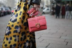 WGSN Street Shot, Milan Fashion Week