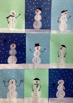 Schneemänner ;)