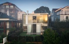 Mai Mai House - Architecture by Patterson Associates World Architecture Festival, Amazing Architecture, Modern Architecture, Auckland, New Zealand, Around The Worlds, Mansions, House Styles, Home Decor