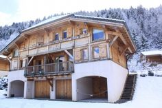 Well presented 4 bedroom chalet in a tranquil area Saint Jean d'Aulps - see www.frenchpropertylinks.com for more details