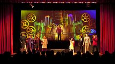 Joe Straw #9: Willy Wonka, Jr. – Lyrics and Music by Leslie Bricusse and Anthony Newley – Adapted for the stage by Leslie Bricusse and Timonthy Allen McDonald – Based on the book Charlie and The Chocolate Factory by Roald Dahl.