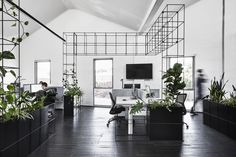 Archive of Candlefox HQ | Tom Robertson Architects | Melbourne, VIC, Australia | Photography by Lillie Thompson