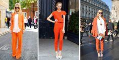 Orange Outfits, Van Arendonk, WK 2014, Fashion, Blog