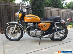 1970 Honda CB #honda #cb #forsale #canada