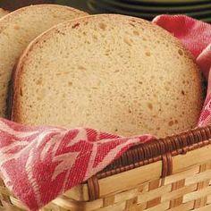 Garlic Parmesan Bread Recipe - for the bread machine.