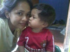 me n my son