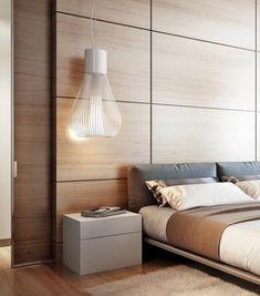 Envie d'installer un dressing derrière votre tête de lit ? Que ce soit pour optimiser l'espace ou donner du cachet à votre chambre, déco.fr vous donne 5 idées pour structurer l'espace et ranger habits, sacs et chaussures à l'abri des regards. Le top pour une chambre bien rangée !