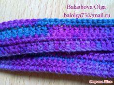 getting crochet beret with postal poster | make handmade, crochet, craft