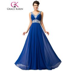 1f4eca4b85a Spaghetti Strap Bridesmaid Dresses Grace Karin Floor Length Long Sequins  Brides Maid Dresses Robe De Mariee