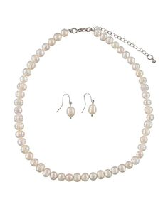Pearl Necklace & Earring Set Mother Day Wishes, Mother Day Gifts, Best Mother, Best Mom, Winter Warmers, Queen, Mothers Love, Earring Set, Pearl Necklace