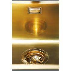 CHIUVETA DE BUCATARIE ALVEUS QUADRIX GOLD 20 MONARCH COLLECTION, MONTAJ LA NIVELUL BLATULUI ,INOX - Iak Wall Lights, Lighting, Home Decor, Appliques, Decoration Home, Room Decor, Lights, Home Interior Design, Lightning