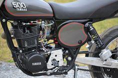 XT500 Retro SuperMoto E