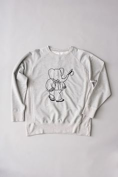 BABAR THE ELEPHANT MEETS SOULLAND COLLECTION FOR 2013