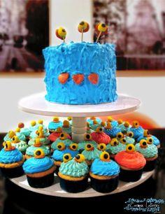 Monstrous cake