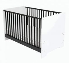 Comes in white and natural wood Cot, Natural Wood, Baby Items, Cribs, Nursery, Contemporary, Archer, Furniture, Beautiful