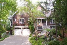 Amazing Northern Michigan Homes: Kewadin Cottage