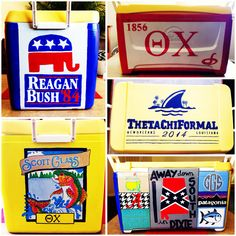 Scott's formal cooler I made this year!