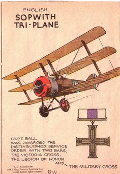 Sopwith Tri Plane