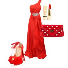 Red every thing
