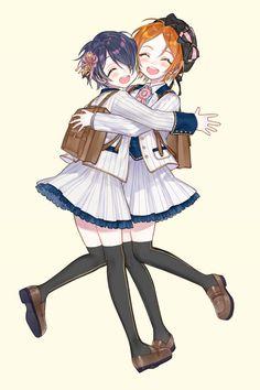 Shinobu and yuta