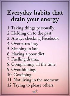 Quotes Sayings and Affirmations Everyday habits draining your life Positive Quotes, Motivational Quotes, Inspirational Quotes, Unique Quotes, Life Advice, Good Advice, Def Not, Stress, Self Improvement Tips