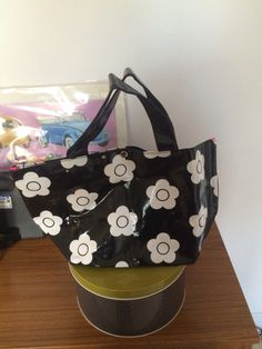 My Mary Quant bag, bought on Ebay - limited edition that came free with a Japanese magazine.