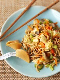 Chicken Chow Mein Casserole | recipe from Midwest Living