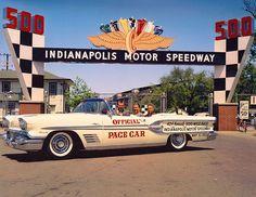 1958 Pontiac Bonneville Indy 500 Pace Car