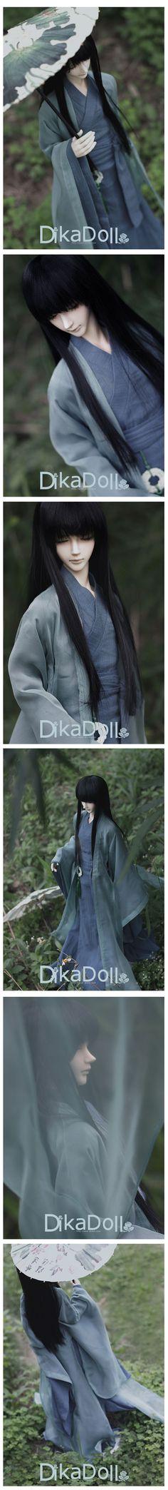 BJD LiuZi 68cm boy Boll-jointed doll_70cm dolls_DIKA DOLL_DOLL_Ball Jointed Dolls (BJD) company-Legenddoll