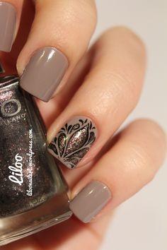 Liloo nail art