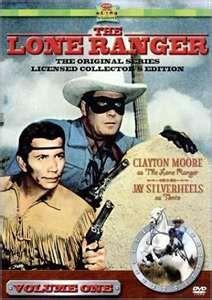 The Lone Ranger - The Original Series, Vol. Western Film, Western Movies, John Hart, Mejores Series Tv, The Lone Ranger, Tv Westerns, Old Shows, Great Tv Shows, Vintage Tv