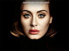 Adele - Amsterdam, Netherlands.