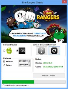 Line Rangers Hack 231x300 Line Rangers Hack Free Download
