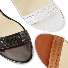 07bc5796254a Our Ronnie Slide is a perfect fit for Spring!  sarahflint  madeinitaly   springstaple