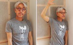 おかえり教授!Tシャツ
