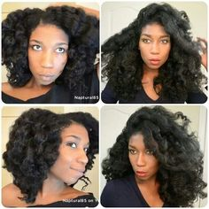 """""""Naptural85"""" - Natural Black Hair Care - Confidence is needed first - for Black Women to Wear Hair naturally/Naptually."""