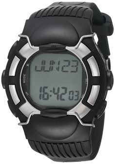 Tushi Finger Touch Heart Rate Monitor Watch   Calorie Counter and Burning Fat Data   Alarm and Stop Watch * Click on the image for additional details.