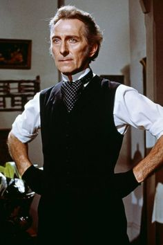 In remembrance of Peter Cushing born May 26, 1913 - August 11, 1994.