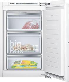SIEMENS integrierbarer Einbaugefrierschrank A+++, cm, weiß Portable Fridge, American Style Fridge Freezer, Cost Of Goods, Bar, Bathroom Medicine Cabinet, Refrigerator, Mini, Drawers, Things To Sell