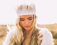 feather crowns!
