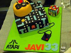 80s Birthday Cake by JaviC, via Flickr