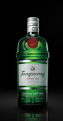 Tanqueray ~~ The BEST for a gin martini!!! :) :) :) Yes!  I agree!  from the freezer too.