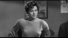 Barbara Bartay | Hot Ice (1955), a Three Stooges short produced and directed by Jules White; distributed by Columbia Pictures