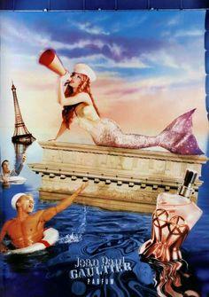 Jean Paul Gaultier Parfum, 1998 - Parfumerie et parapharmacie - Parfumeries - Jean Paul Gaultier